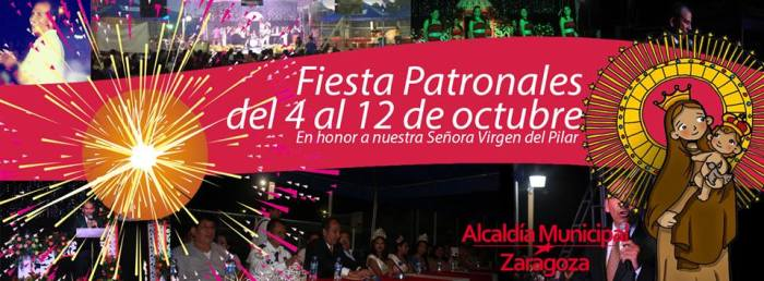 Fiestas patronales de Zaragoza 2015