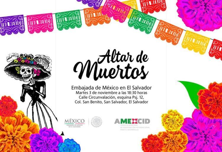 Altar de Muertos mexico
