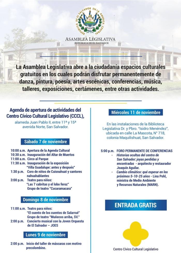 centro civico cultural legislativo