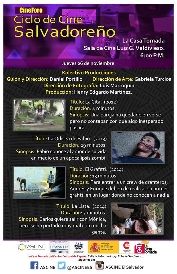 cine salvadoreño