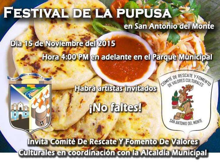 festival de la pupusa