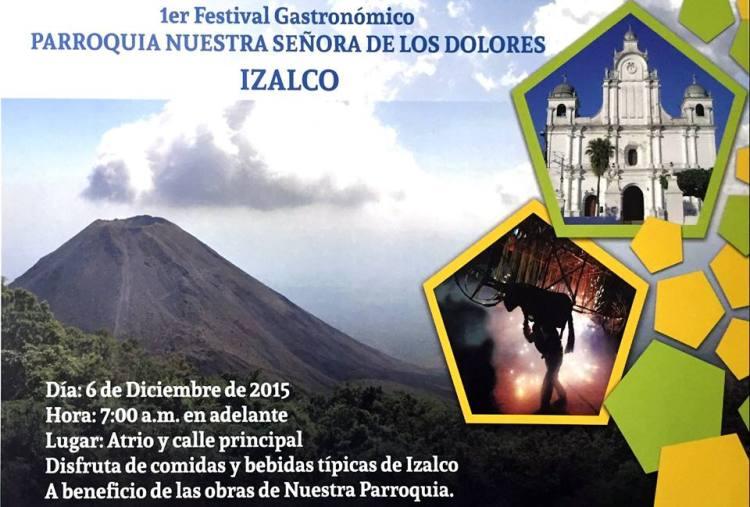 festival gastronomico izalco