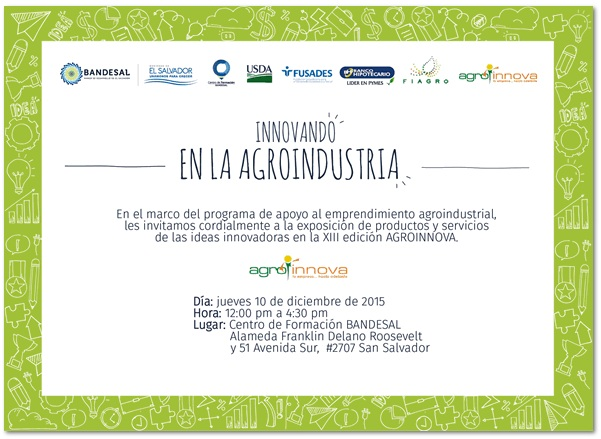 expo agro industrial bandesal