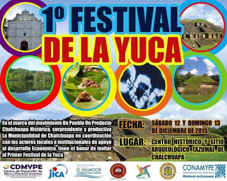 festival de la yuca