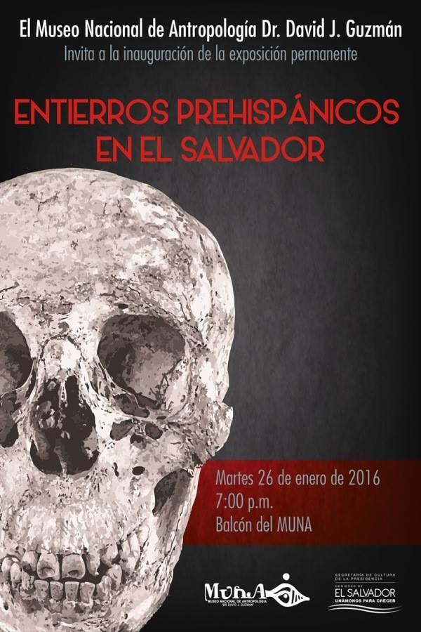 Entierros Prehispánicos en El Salvador