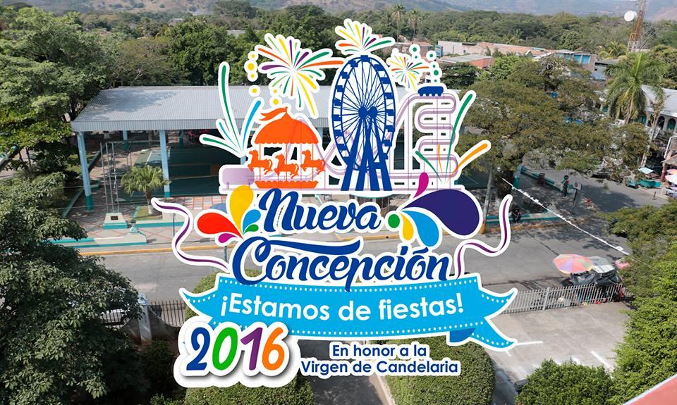 Fiestas de Nueva Concepcion chalatenango