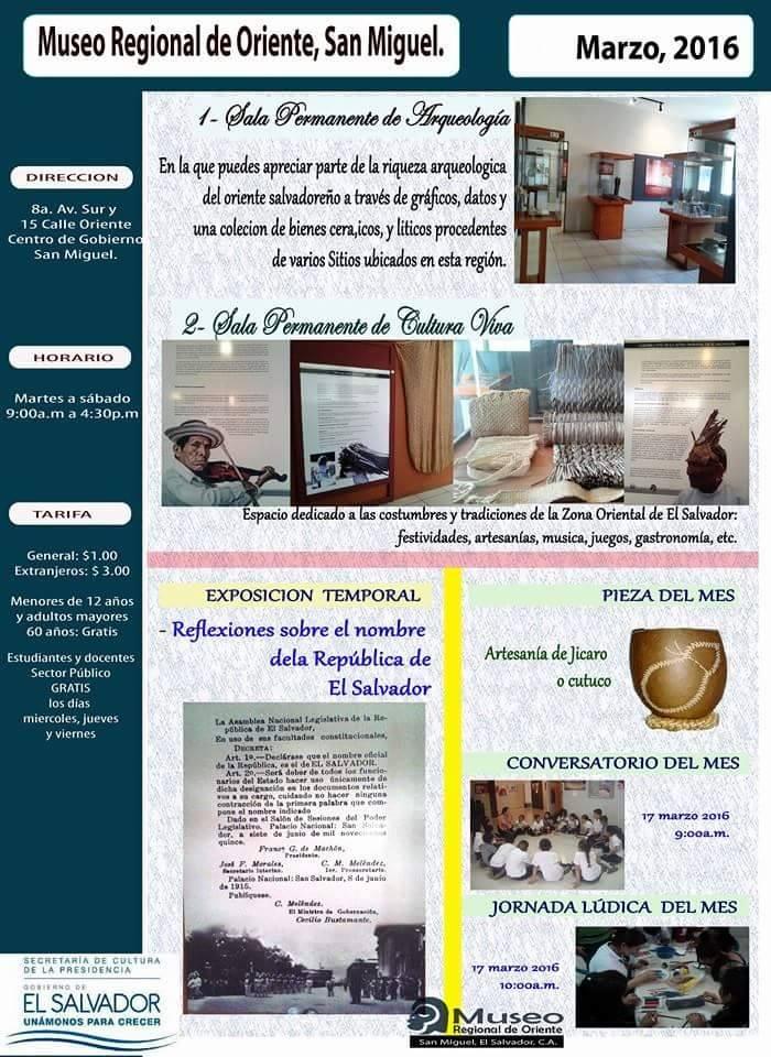 agenda museo oriente