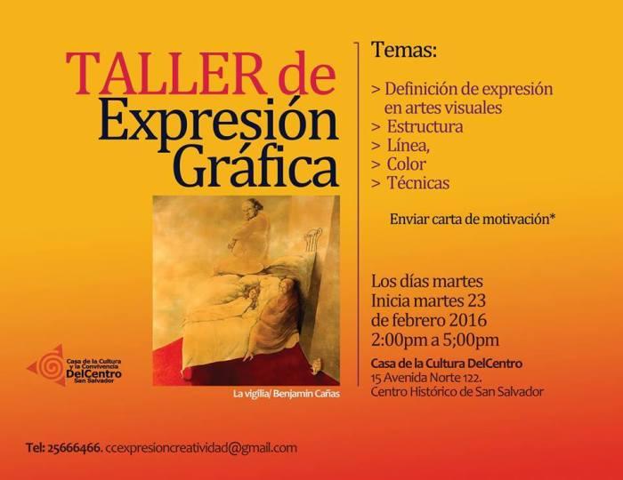 taller de expresion grafica