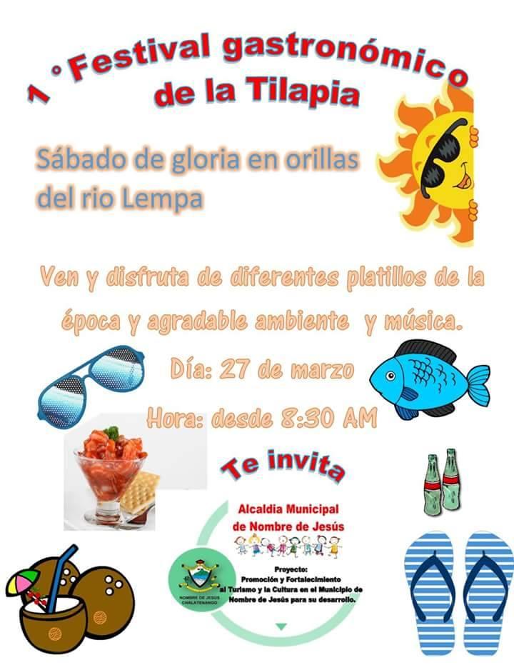 festival de la tilapia