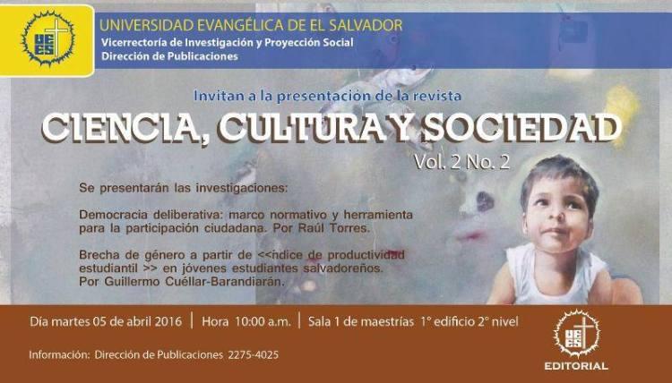 Ciencia, Cultura y Sociedad