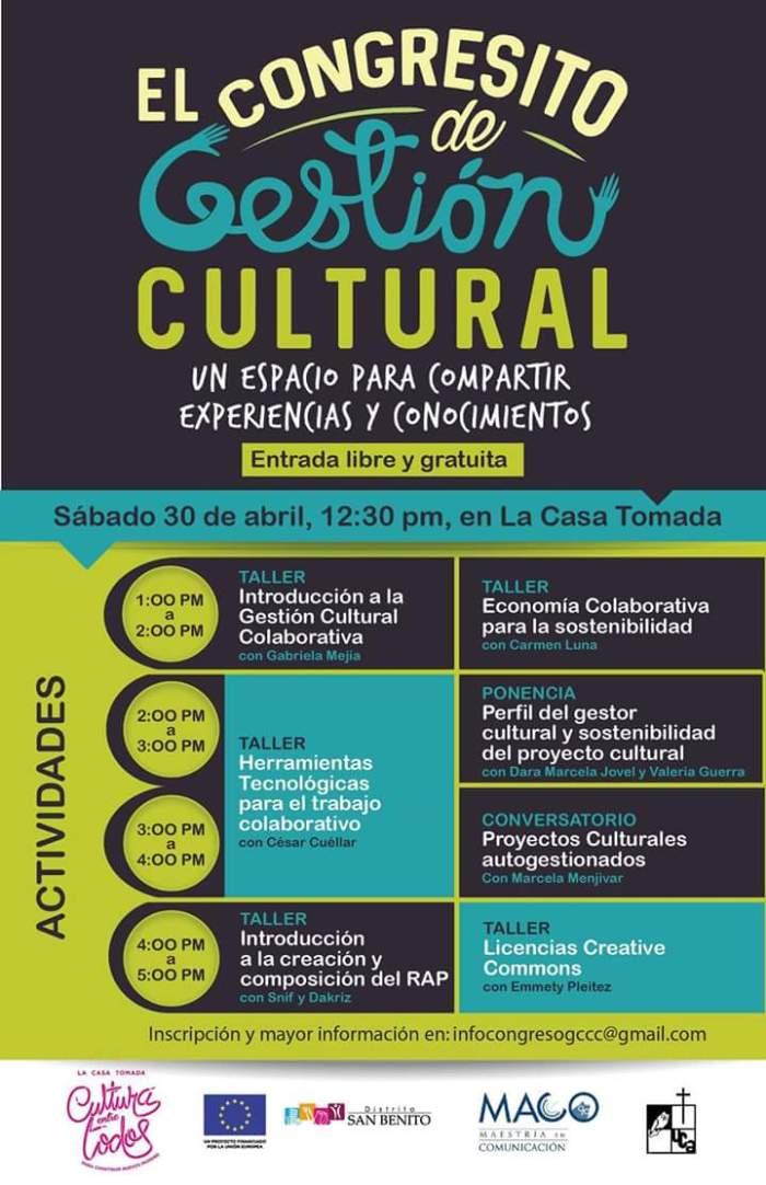 congreso gestion cultural