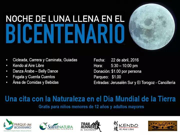 luna llena bicentenario