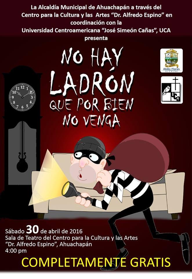 no hay ladron