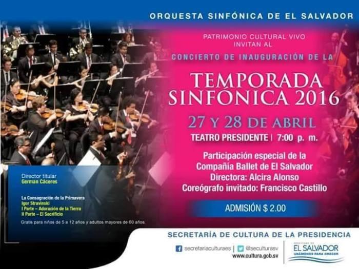 temporada sinfonica
