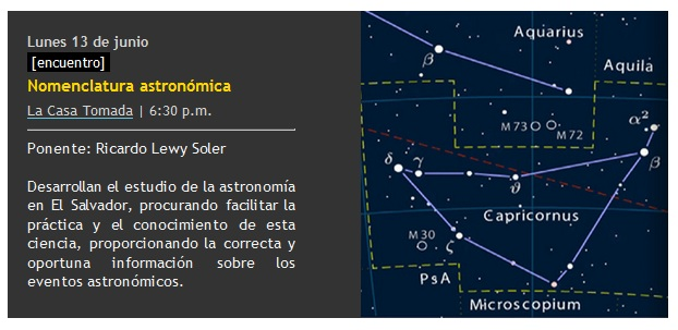 Nomenclatura astronomica
