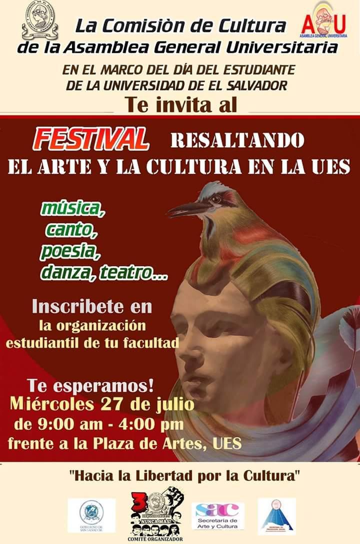 festival arte y cultura ues