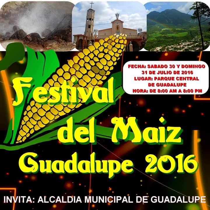 festival del maiz guadalupe