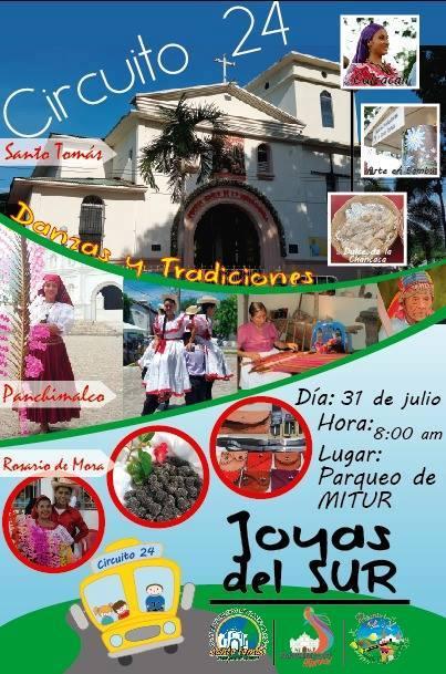 Festival Gastronómico en el marco del City Tour, Joyas del Sur
