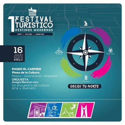 festival turistico