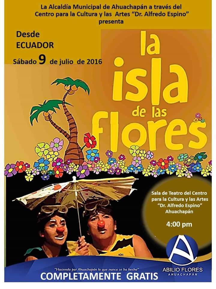 isla de las flores