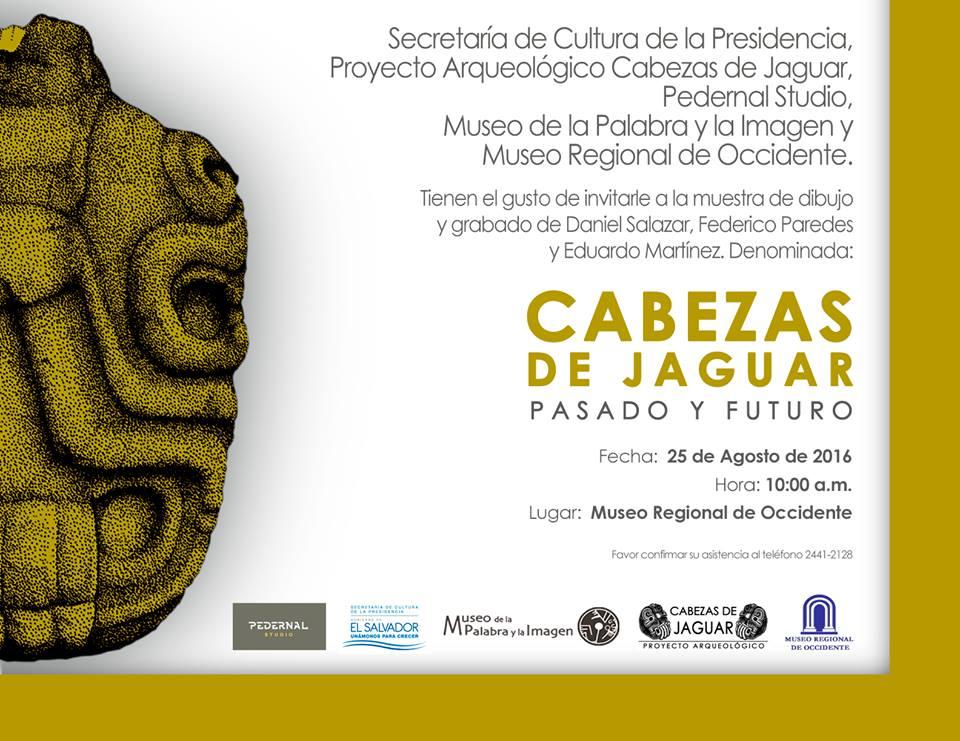 cabezas de jaguar