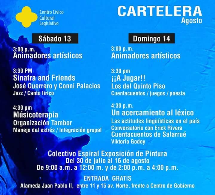 cartelera CCCL
