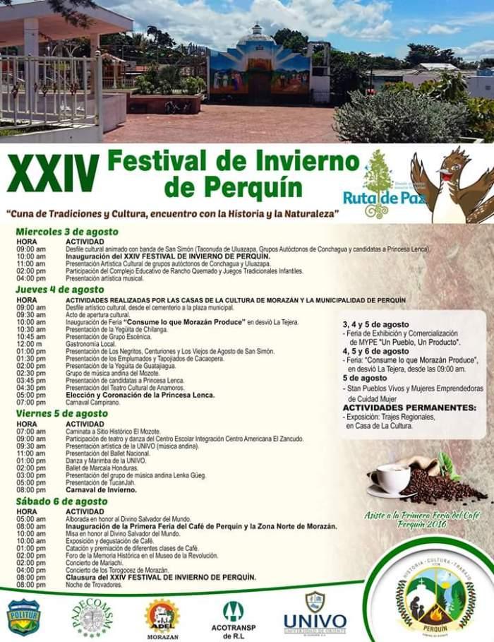 festival de invierno perquin 2