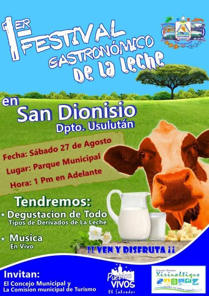 festival de la leche san dionisio