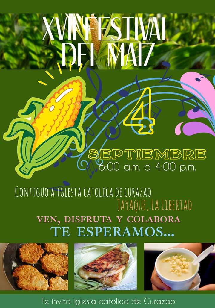 festival del maiz curazao jayaque