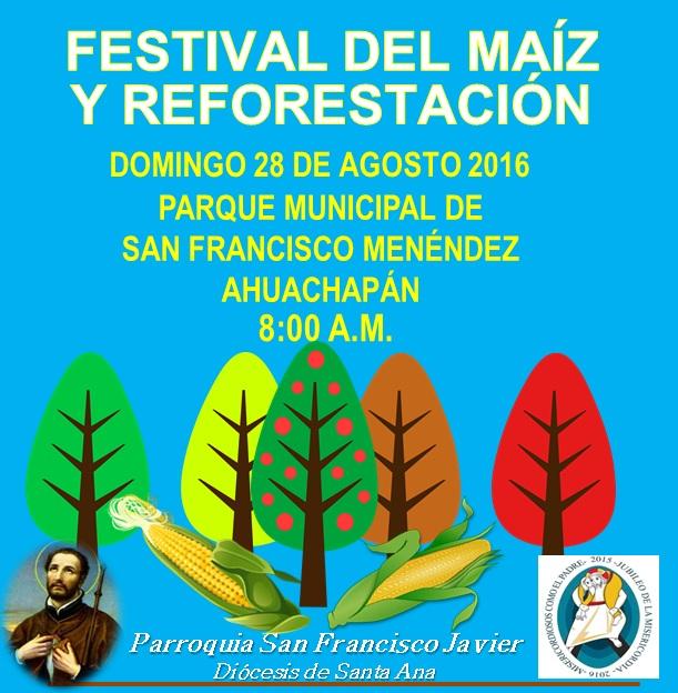FESTIVAL DEL MAIZ SAN FRANCISCO MENENDEZ