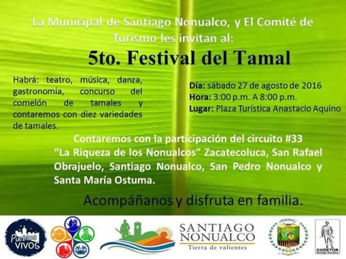 festival del tamal santiago nonualco