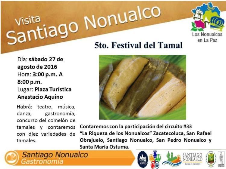 santiago nonualco festival tamal