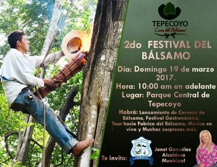 festival del balsamo tepecoyo