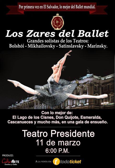 LOS ZARES DEL BALLET