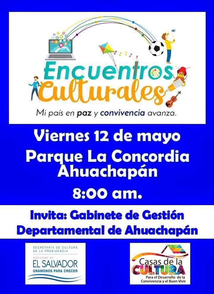 encuentro cultural ahuachapan