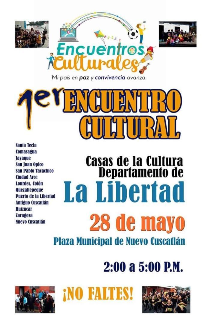 encuentro cultural la libertad