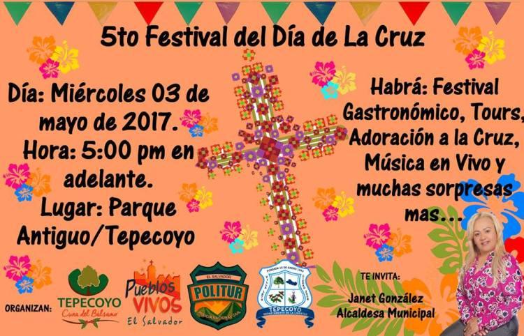festival de la cruz tepecoyo