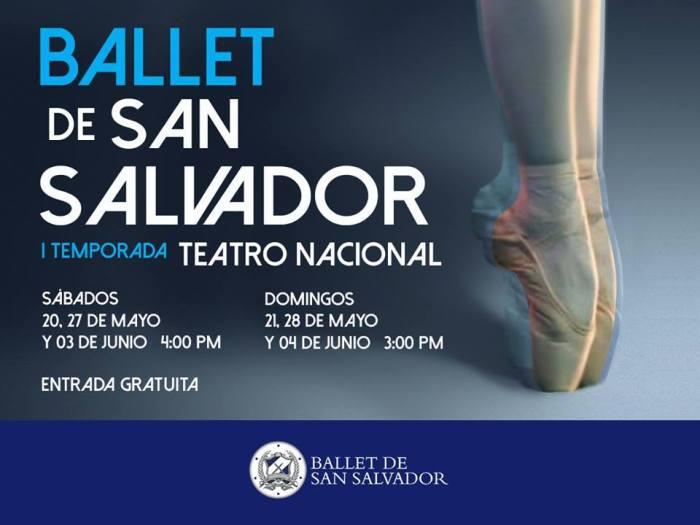 Primera temporada del Ballet