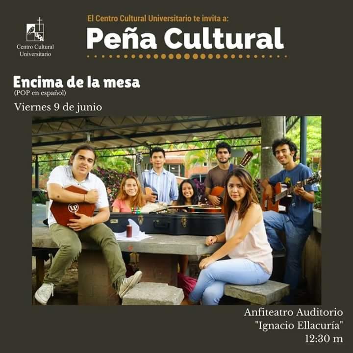 peña cultural uca