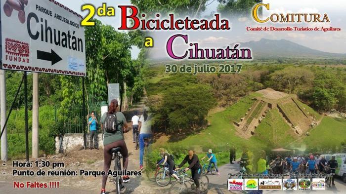 bicicleteada cihuatan