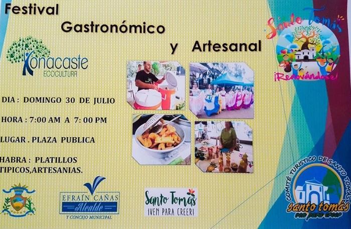Festival Gastronómico y Artesanal