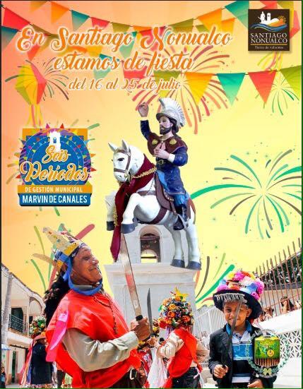Fiestas Santiago Nonualco 2017 01