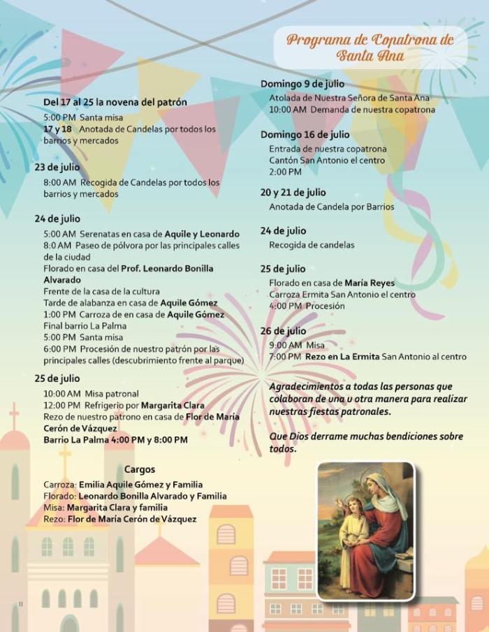Fiestas Santiago Nonualco 2017 11