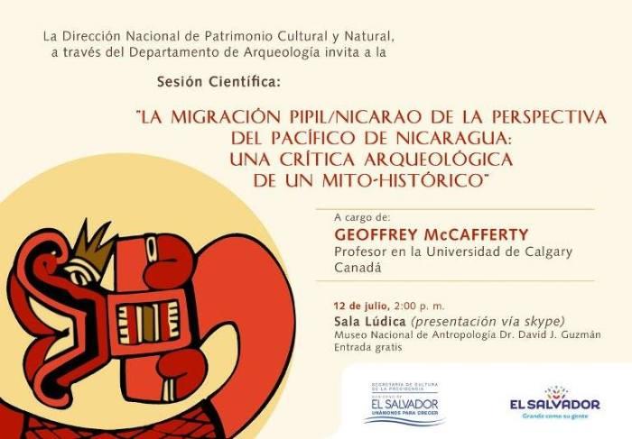 La migración pipil nicarao de la perspectiva del Pacífico de Nicaragua