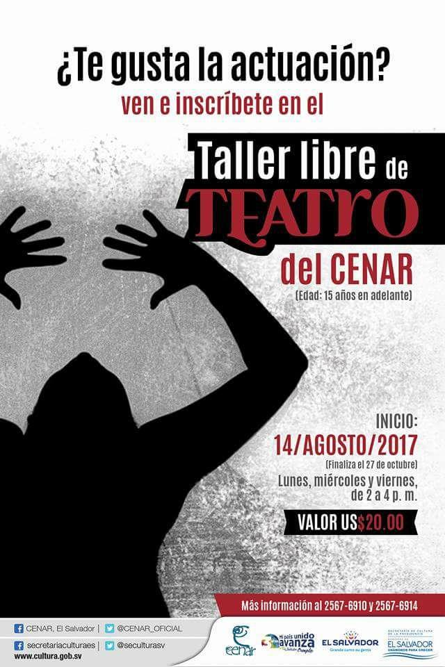 taller libre de teatro