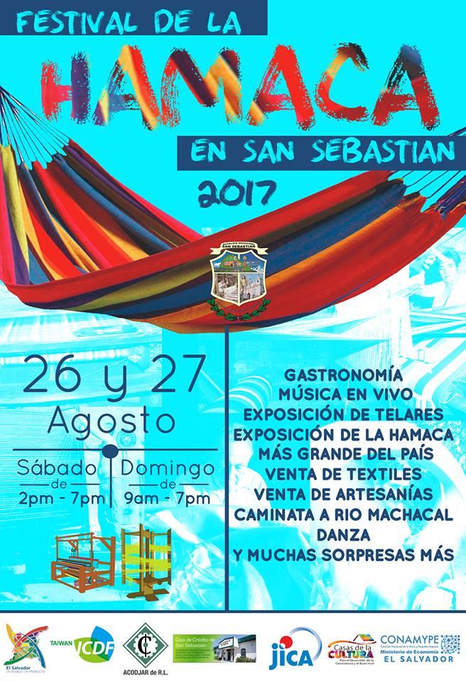FESTIVAL DE LA HAMACA 2017
