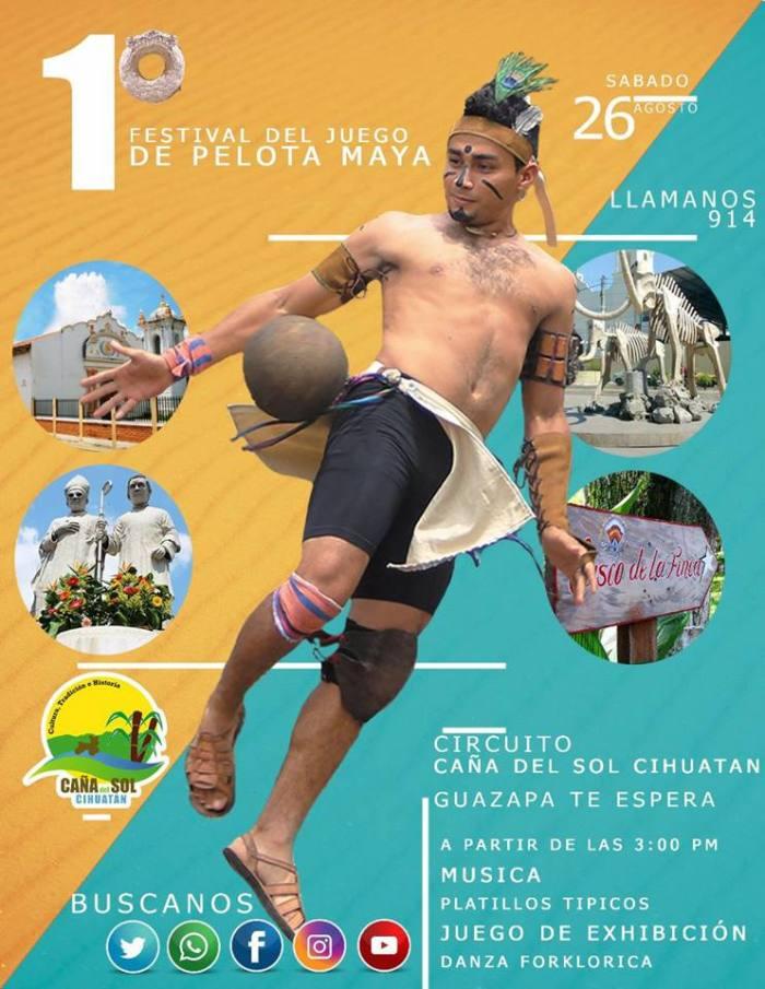 Festival del Juego de Pelota Maya