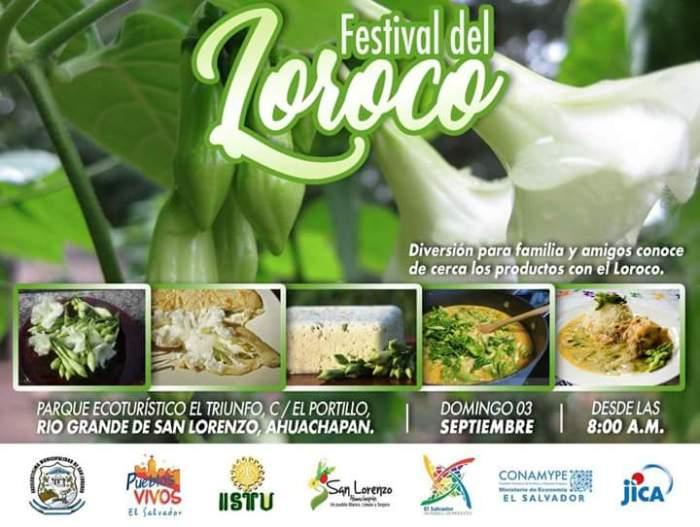 festival del loroco san lorenzo