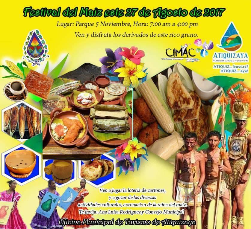 festival del maiz atiquizaya