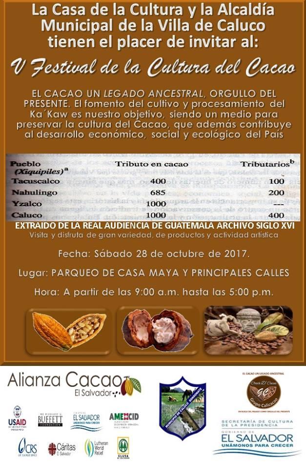festival del cacao